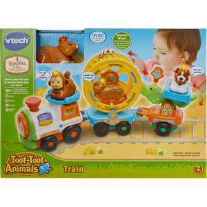 VTECH Baby Toot Toot Animals Train at TK Maxx for £19.99 + £1.99 C&C