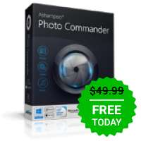 Ashampoo Photo Commander 14 — free via Giveaway of the day