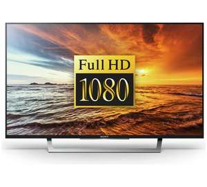 Sony 32 Inch KDL32WD751BU SMART Full HD TV using code,and £10 voucher...and 1% quidco - with £5 bonus of you activate this weekend's offer of spend £50 via Quidco