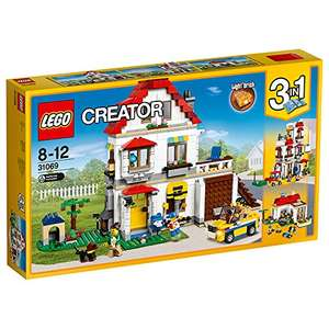 "LEGO UK 31069 ""Modular Family Villa"" Construction Toy at Amazon for £29.99"