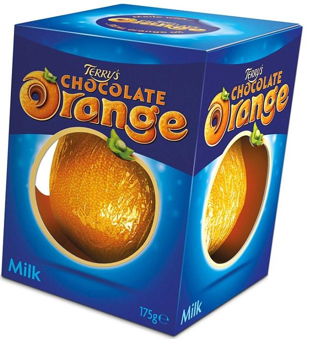 Terry's Chocolate Orange 99p @ Aldi