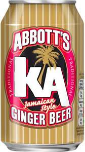 KA Sparkling Black Grape Flavour Drink ONE can is 44p but buy 4 x 330ml for £1.00