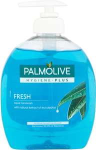 Palmolive Milk and Honey Handwash (300ml) was £1.40 now 93p @ Tesco