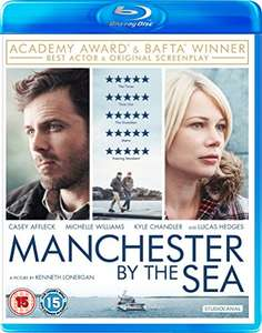 Manchester by the sea £6.38 with amazon Prime