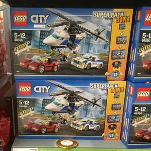 Lego police set 66550 @ Asda in store Monks Cross, York