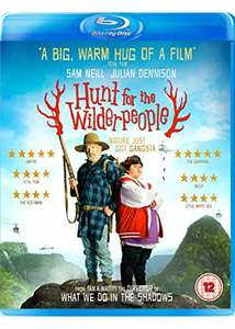 Hunt for the Wilderpeople Blu-ray - £3.09 @ Base