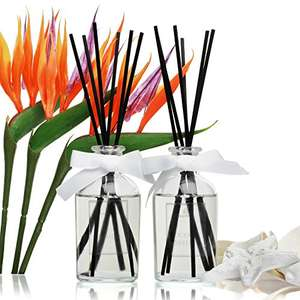 4 x 2 reed diffusers gift boxes £13.95 delivered The gift box Amazon