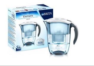 Brita Elamaris 2.4 litre water filter reduced to £3.00 instore @ Sainsbury's