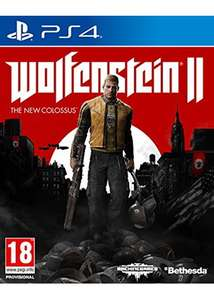 Wolfenstein 2 for PS4. £35.85 Delivered @Base