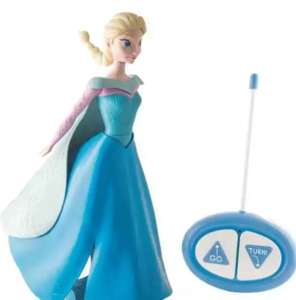 Frozen Remote Control Skating Elsa - £21.94 Delivered Ebay Littlewoods Clearance