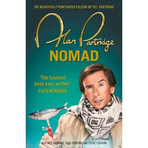 Nomad Alan Partridge only £2.40 with code Free C&C @ The Works