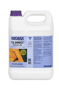 Nikwax TX. Direct Wash In Waterproofer 5 L for £28.30 @ Amazon.