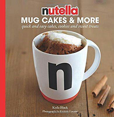 Nutella Mug Cakes & More Cookbook £2.99 Prime / £5.98 non-Prime @ Amazon