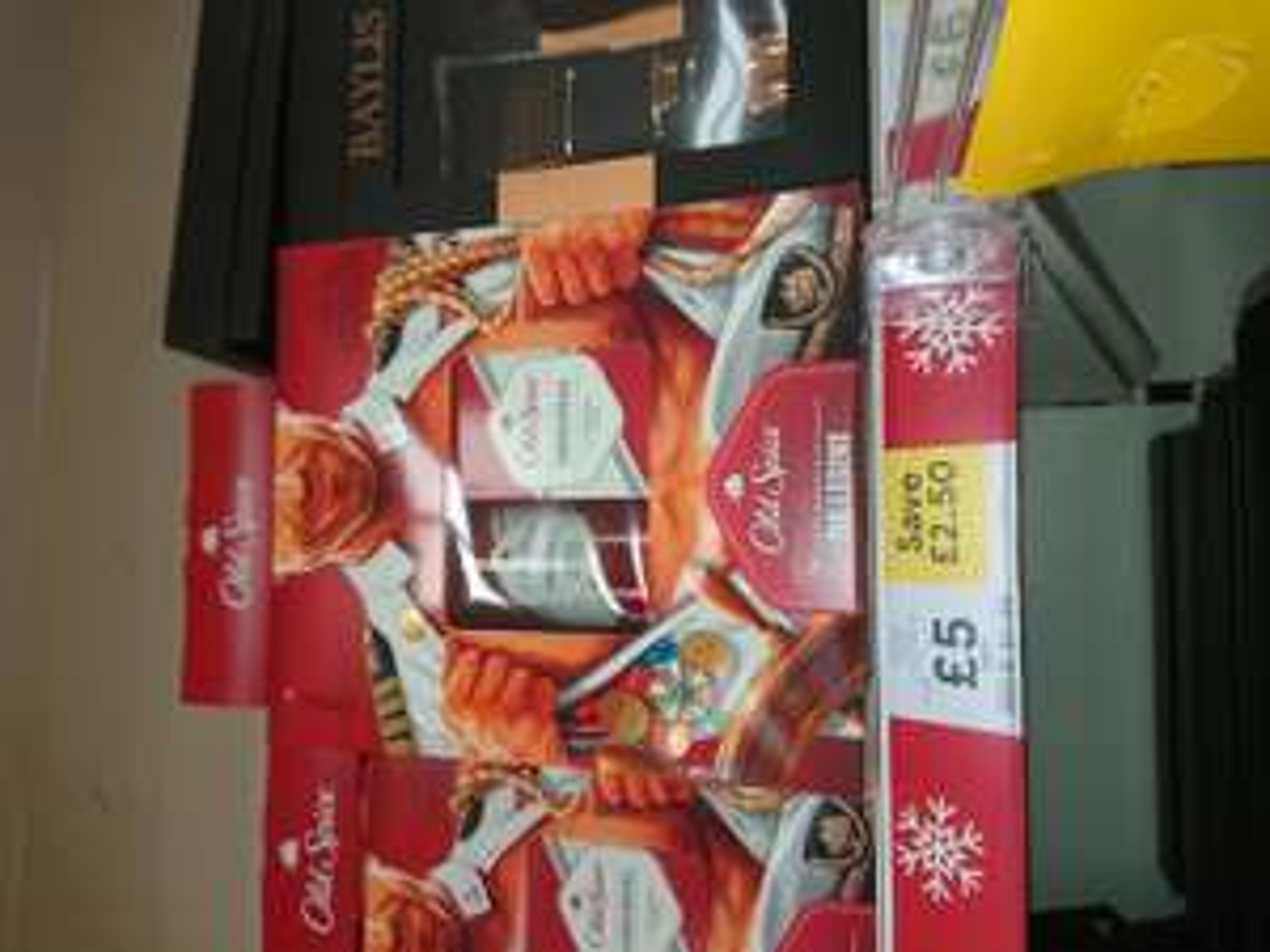 Old Spice gift set £5 instore @ tesco