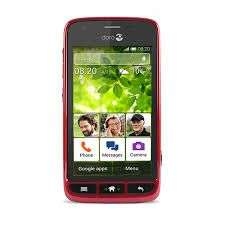 Doro Liberto 820 mini Ruby/Black £49.97 @ LAPTOPS DIRECT