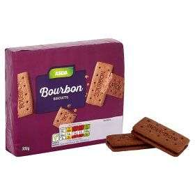 ASDA BOURBON BISCUITS @ £0.39 (online and instore)