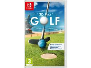 3D Mini Golf Nintendo Switch £21.95 delivered @ CoolShop