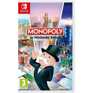 Monopoly Nintendo Switch, £24.99 @ Smyths Toys instore / online