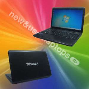 (Refurbished) Toshiba Satellite C660 Laptop (Core i3 M370 2.40GHz, 4GB, 320GB, Windows 7 Pro) £99.99 Delivered @ newandusedlaptops4u via eBay (1Yr RTB Warranty)