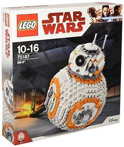 LEGO Star Wars The Last Jedi 75187 BB-8 75187 £59.99 @ Amazon