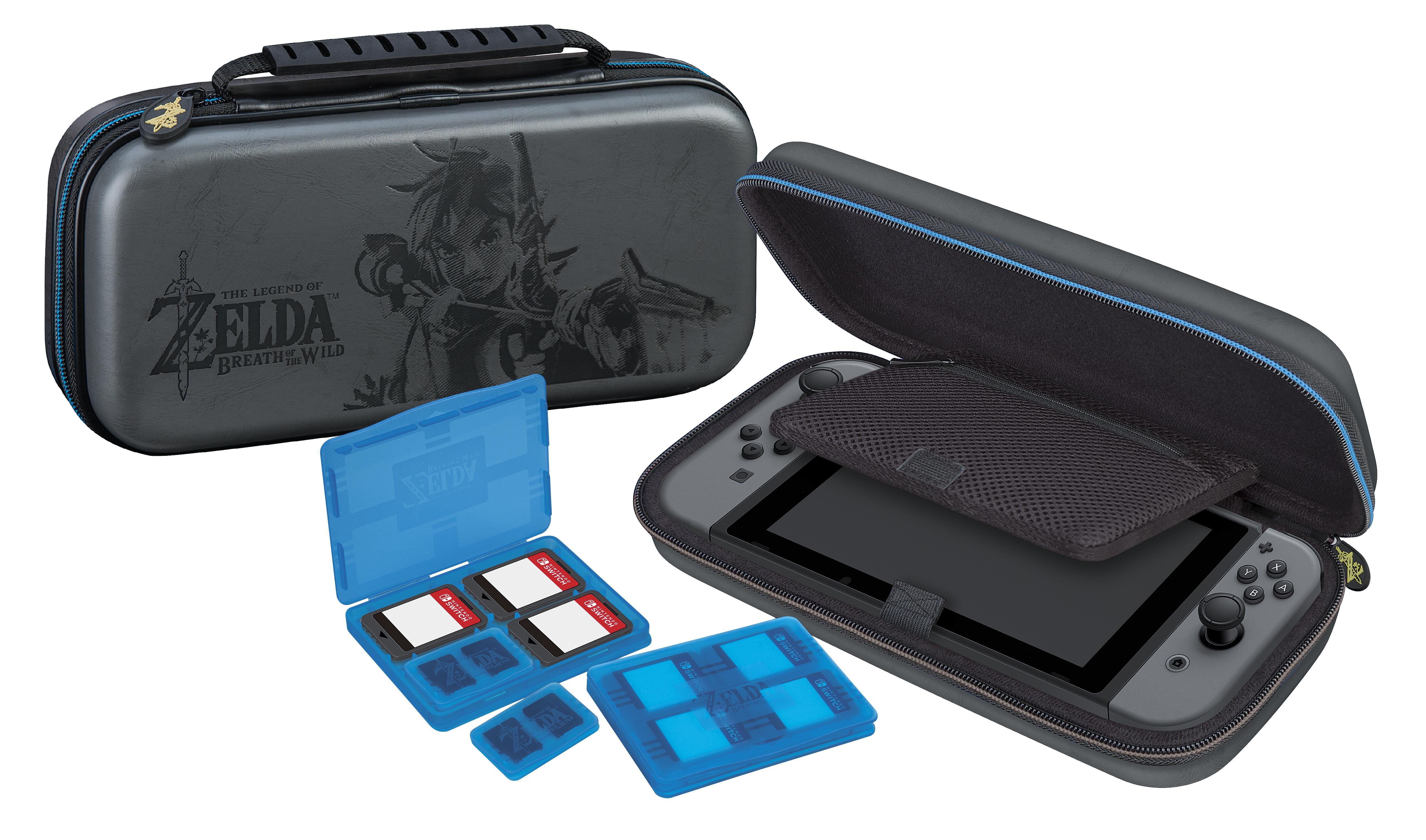 Nintendo Switch Grey Zelda Deluxe Travel Case £12.85 @ ShopTo