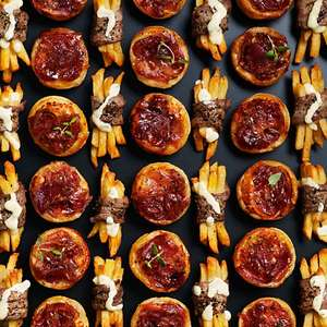 M&S 3 for 2 on Party Food