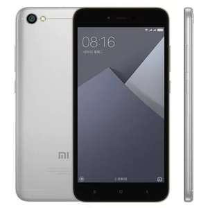 Xiaomi Redmi Note 5A 4G Phablet Global Version  -  GRAY for only £74.88 @ GearBest