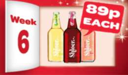 All Shloer Varieties 750ml 89p @ Spar/Eurospar/Vivo/VivoXtra NI Only from Monday 13th Nov