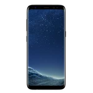 Samsung Galaxy S8 Smartphone, Midnight Black, 64GB £480 @ Amazon Italy delivered