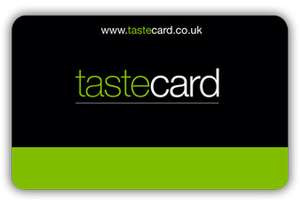 tastecard/gourmet society 60 Day Trial £1