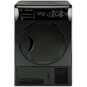 Beko DCU7230B B-Rated 7kg Sensor Condenser Tumble Dryer in Black £182.99 for Co-op Members @ Co-op Electrical