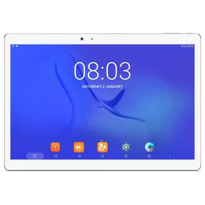 Teclast Master T10 Android Tablet PC Fingerprint Sensor  -  SILVER £134.57 @ Gearbest