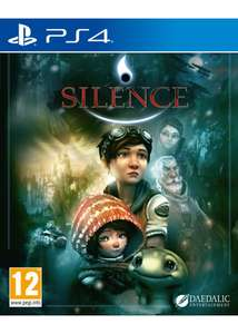 Silence (PS4) £16.85 delivered @ Base