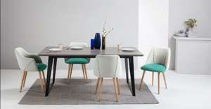 £100 off any dining table + 2 sets of chairs @ Made.com