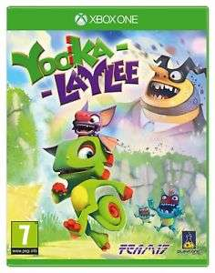 Yooka Laylee for Xbox One £12.99 @ Argos on Ebay