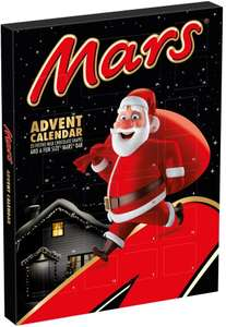Mars Advent Calendar 111 g (Pack of 5) @ Amazon £5 (Prime Members Only)