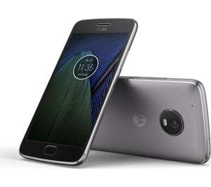 Moto G5 Plus, 32GB & SIM Free (reduced from £269.99) £199.99 @ Currys