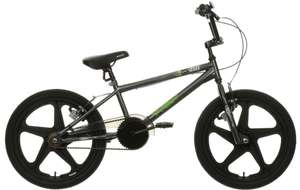 Indi Shockwave Kids BMX Bike was £200 now £90 with code KIDSBIKES10 @ Halfords