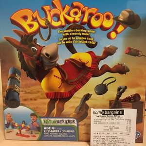 Hasbro Buckaroo! £9.99 @ Home bargains