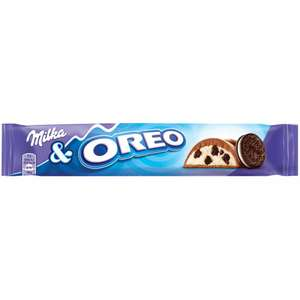 MEGA DEAL Milka Oreo 37g X 10 ( £1 ) (£5.99 box delivery / £22.50 minimum order) @ Approved foods