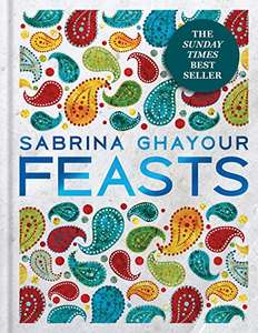 Kindle DoD:  Feasts by Sabrina Ghayour 99p @ Amazon