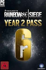 EPIC DEAL!! Rainbow Six: Siege Year 2 Pass £13.76 @ Scdkey
