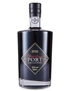 Marks and Spencer Special Reserve Port Decanter 50cl Half Price £8 instore