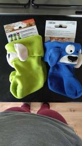 Home Bargains Children's Character Welly Socks £1.99
