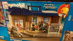 Playmobil 5299 Action City £24.99 instore @  ELC