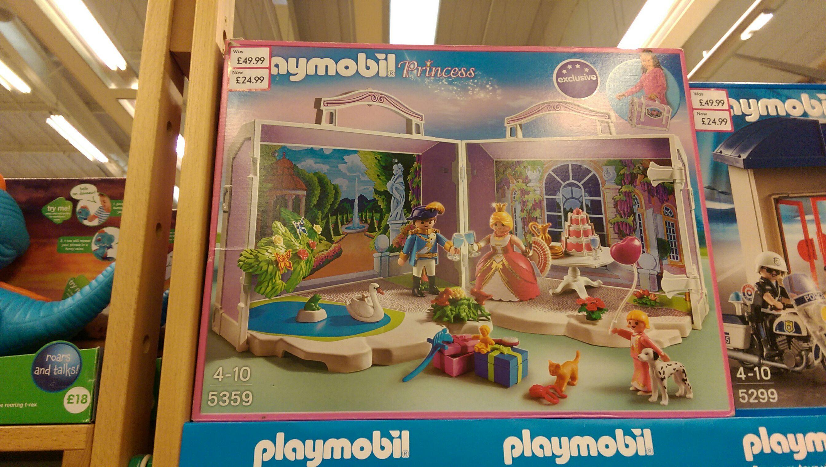 Playmobil 5359 Princess set 24.99 in ELC - Edinburgh hermiston gate