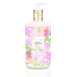Baylis & Harding Royale Bouquet Rose and Honeysuckle Bottle Hand Wash, 500 ml, Pack of 3  with prime subscribe and save - £4.50 Prime / £9.25 non-Prime @ Amazon
