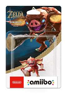 Bokoblin amiibo - The Legend OF Zelda: Breath of the Wild - £12.99 Amazon Prime