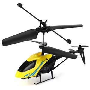 Mini RC 901 Helicopter Shatter Resistant 2.5CH Flight Toys with Gyro System £2.52 delivered with code @ Gearbest