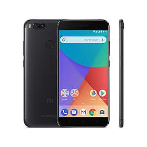 Xiaomi MI A1 (Black & Gold) £152.10 with 11.11 Rewards and an extra 10.1% TCB (£143.34 after cashback) @ Lightinthebox